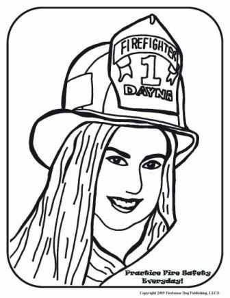 source wwwsparklesthefiresafetydogcom report girl firefighter coloring page